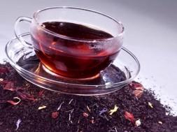 chá de Hibiscus