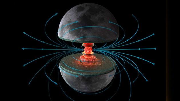 Cientistas do MIT dizem que o núcleo da Lua era um dínamo