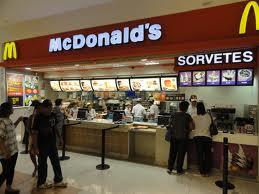 Receita do McDonald's aposta em simplificar o cardápio para elevar as vendas