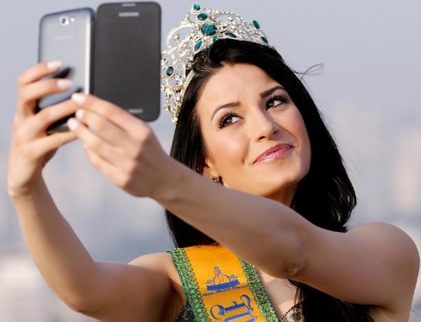Brasileira é finalista de categoria do Miss Mundo
