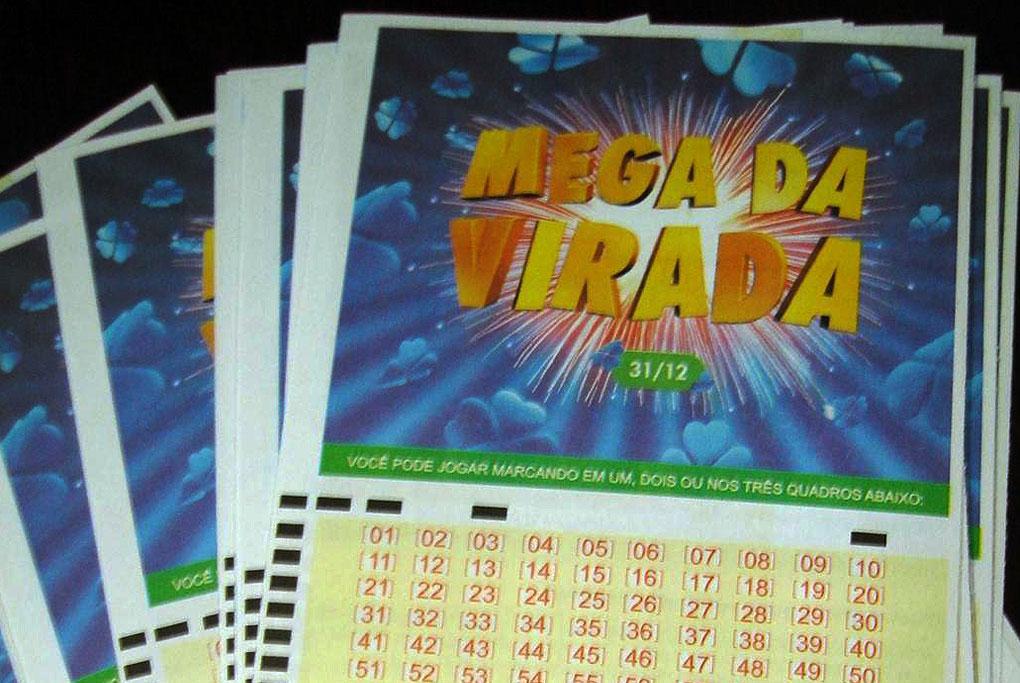 Confira as dezenas sorteadas na Mega Sena da Virada 2014