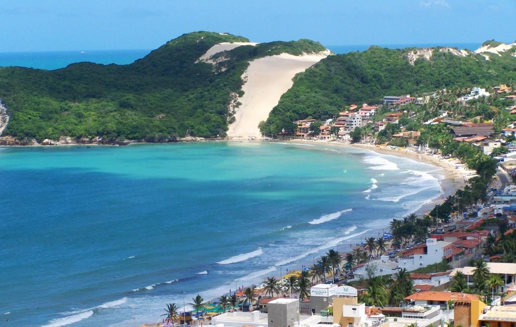 Praia de Ponta Negra recebe a 2ª etapa do Circuito Surf Kids