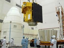 satélite Brasil-china