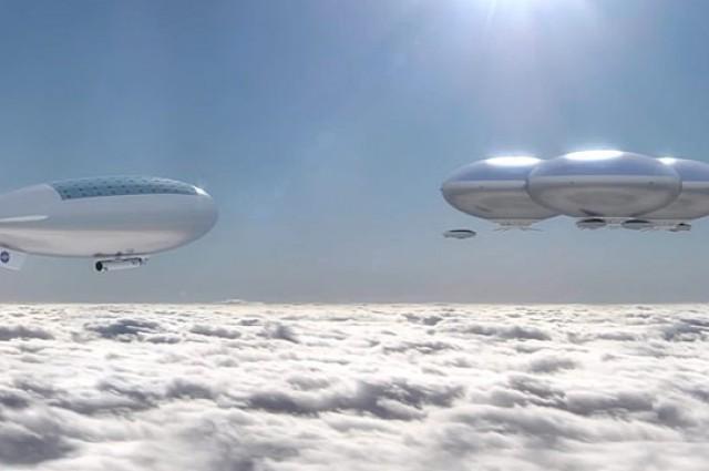 NASA planeja habitar Vênus através de cidades flutuantes