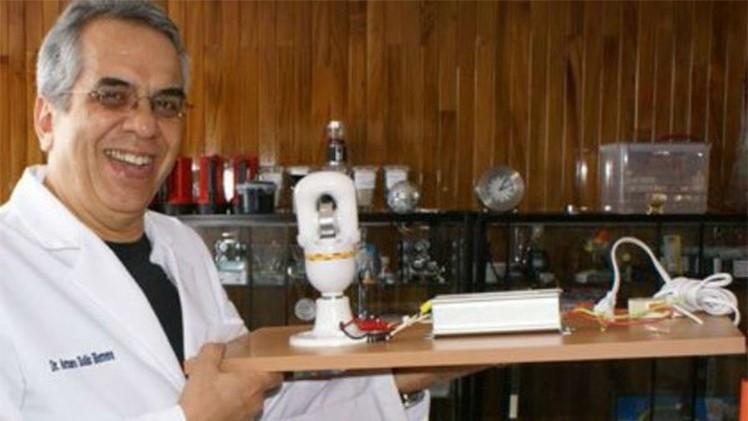 Cientista mexicano cria uma bateria com carga infinita