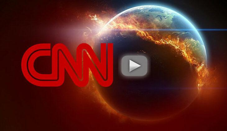 Divulgado vídeo preparado pela CNN para ser transmitido durante o Fim do Mundo, veja aqui