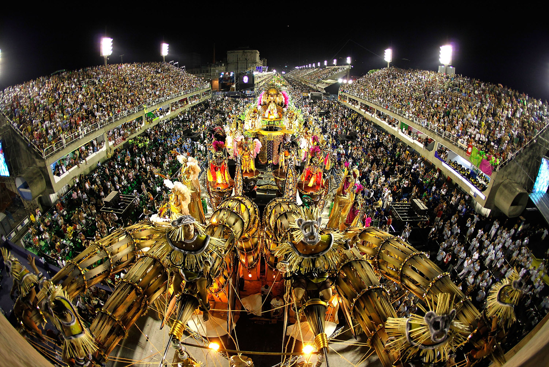 Confira a programação de eventos no Carnaval do Rio de Janeiro 2015