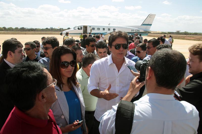 Governo do RN vai incentivar a retomada de vôos comerciais para o Aeroporto de Mossoró