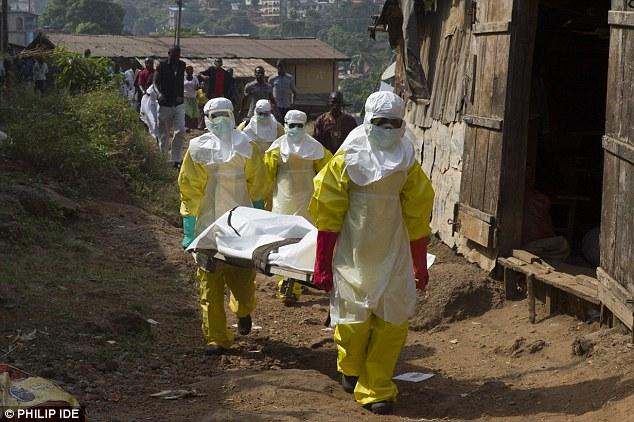 """Surto de Ebola pode ser erradicado """"até ao final do ano"""", revela chefe da missão da ONU na África Ocidental"""