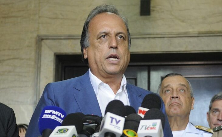 Governador do RJ descarta possibilidade de racionamento de água nos próximos seis meses