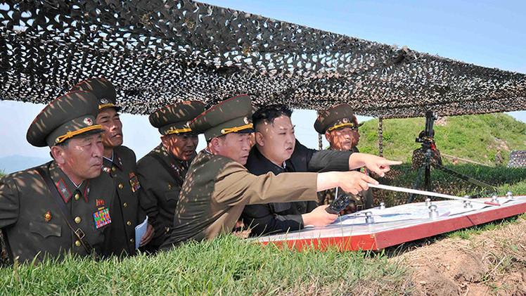 Kim Jong-un: A Coreia do Norte está pronta para uma guerra nuclear