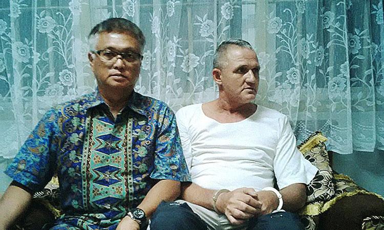 Indonésia termina preparativos para execução de brasileiro