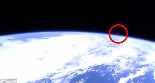 Vídeo: Nasa é acusada de cortar transmissão ao vivo por causa de aparição de óvni