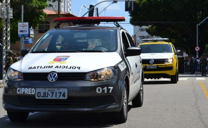 A partir deste sábado (3), cerca de 300 policiais reforçarão a segurança no RN