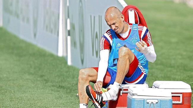 Jogador do Bayern de Munique é atacado por crocodilo