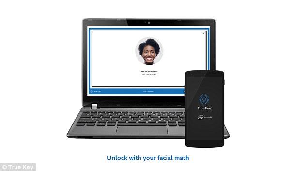 True Key: Novo aplicativo usa rosto do usuário para logar em diversos sites