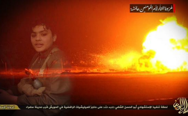 Com apenas 14 anos, Abu al-Hassan é o mais jovem homem-bomba do Estado Islâmico