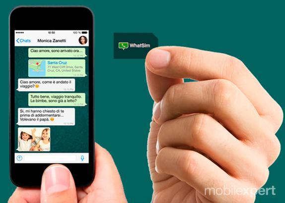 WhatSim, o chip exclusivo para o WhatsApp