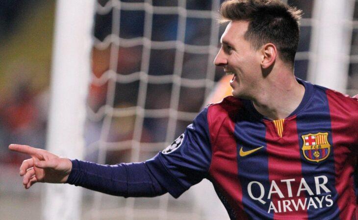 Messi é avaliado como o jogador mais caro do mundo, custando cerca de 260 milhões de dólares
