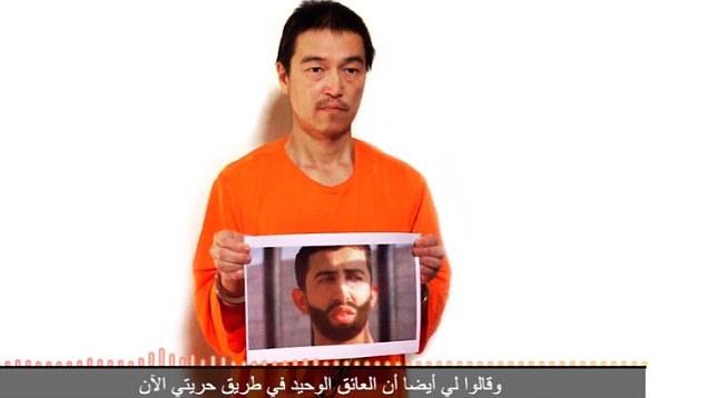 Estado Islâmico liberta reféns japonês e jordaniano, diz rede Al Jazeera