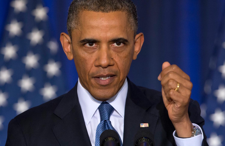 "Obama pede apoio do Congresso para ""combater jihadistas do Estado Islâmico"""