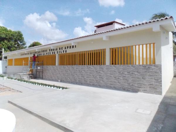 Penitenciária no RN ganha novo pavilhão construído por detentos