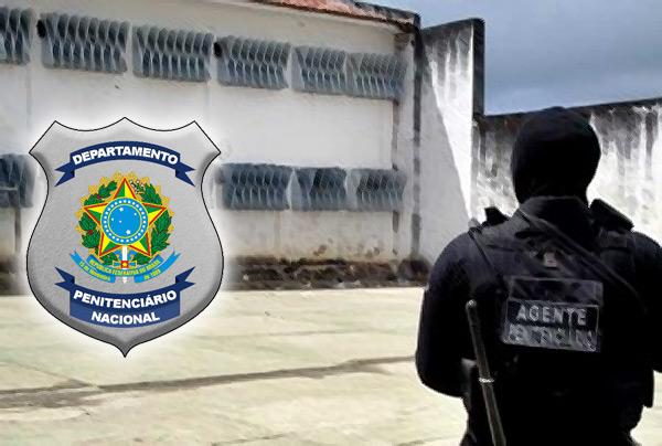 Autorizado concurso para 258 vagas no Departamento Penitenciário Nacional