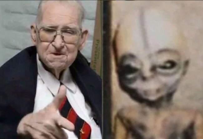 Engenheiro da Área 51 quebra o silêncio e afirma que alienígenas existem