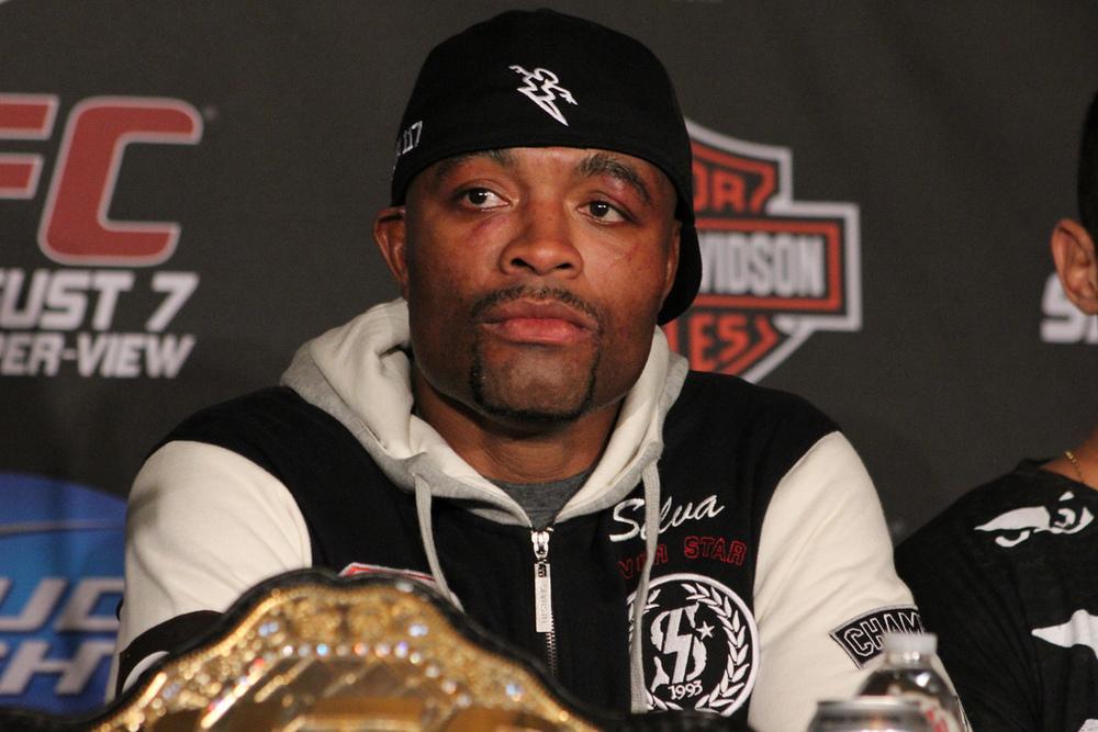 UFC se pronuncia e mantém Anderson Silva como técnico do TUF Brasil