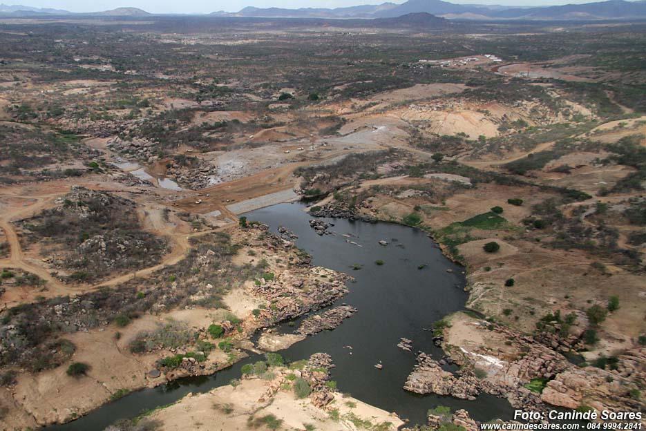Rio Grande do Norte garante com Ministério da Integração R$ 22 milhões para obras hídricas