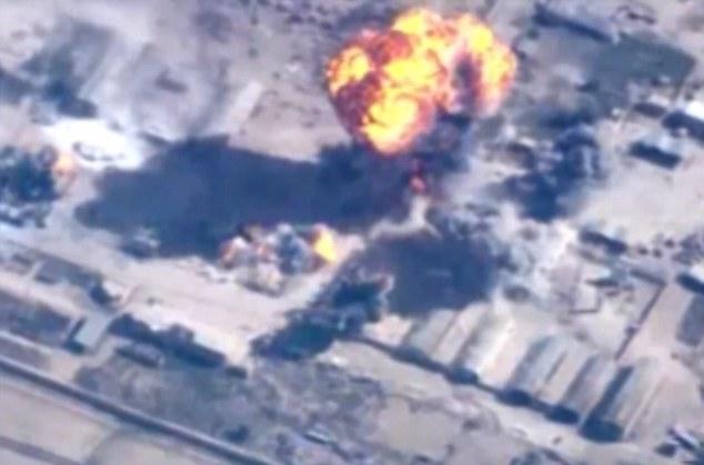 Jordânia lança 56 ataques aéreos contra o Estado Islâmico