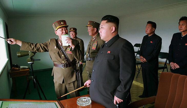 Kim Jong-un prepara exército norte-coreano para uma guerra com os EUA e seus aliados