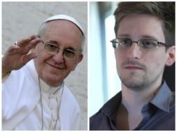 Papa e Snowden