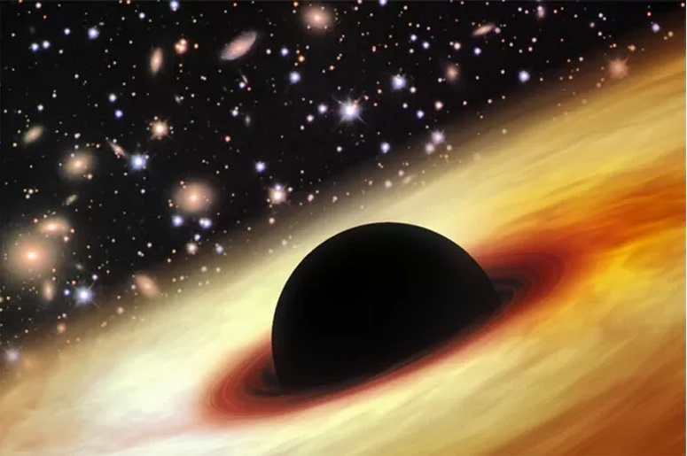 """Estudo revela que buracos negros gigantes podem estar """"por todos os lados"""""""