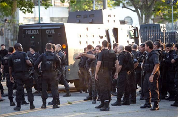 Em menos de 24 horas, três policiais de folga são mortos no RJ