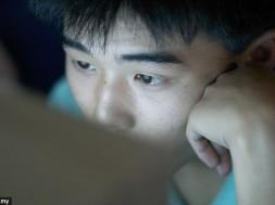 jovem chines