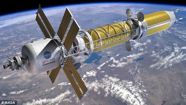 Nasa está desenvolvendo foguetes para enviar astronautas a novos lugares do sistema solar