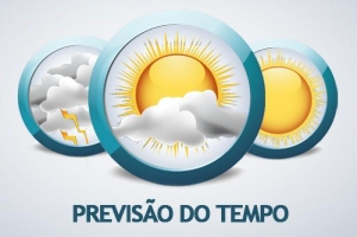 Previsão do tempo: Muitas nuvens e pancadas de chuva localmente forte em parte do Brasil