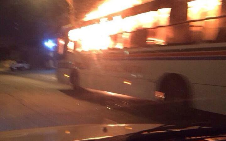 Robinson Faria solicita presença da Força Nacional após rebeliões e ônibus queimados