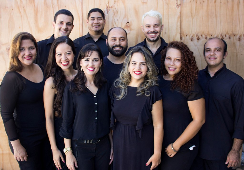 Grupo Vocal 'Octo Voci' realiza concerto de Páscoa na Capela da UFRN