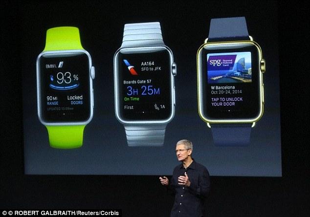 Apple Watch será lançado mundialmente em abril, confira detalhes!