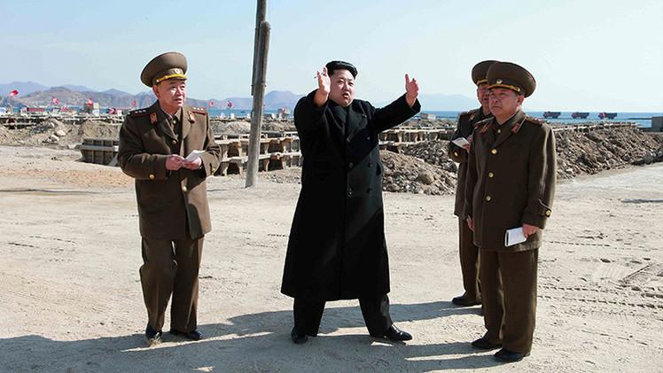 Coreia do Norte ameaça fazer ataque nuclear contra os EUA