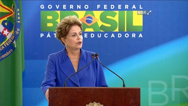 Nova pesquisa mostra queda na avaliação positiva do governo Dilma Rousseff