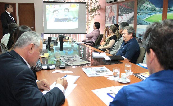 Rio Grande do Norte recebe proposta do COB para sediar Jogos Escolares da Juventude