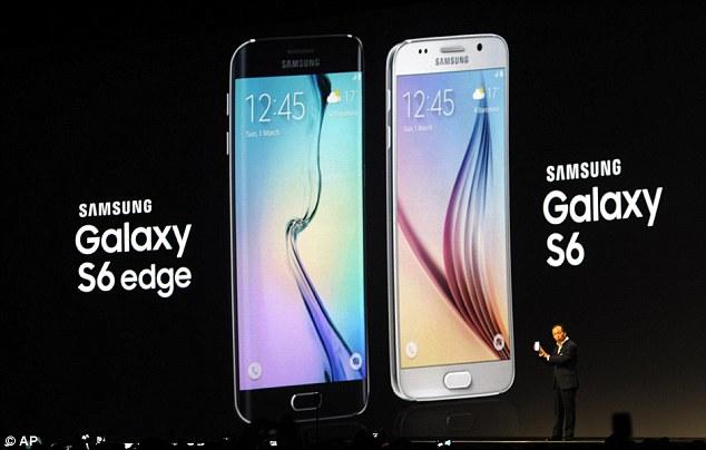 Samsung lança Galaxy S6 e S6 Edge: Novo smartphone possui tela curvada e carregamento sem fio
