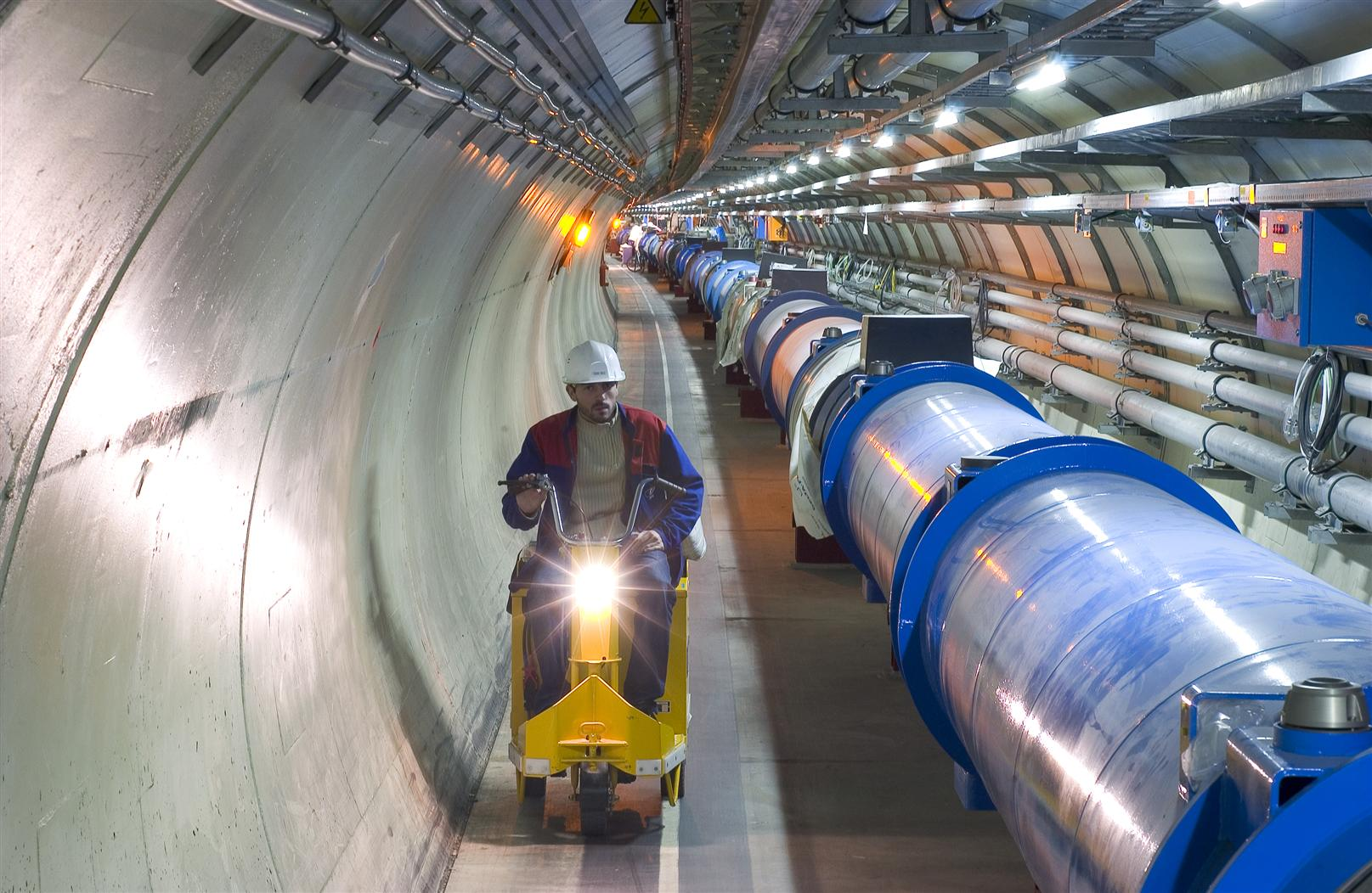 Grande Colisor de Hádrons pode provar a existência de universos paralelos