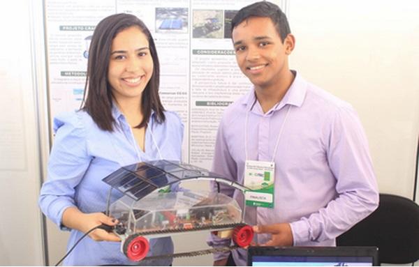 Com projeto de 'acessibilidade sustentável', alunos do IFRN estão entre os melhores do País
