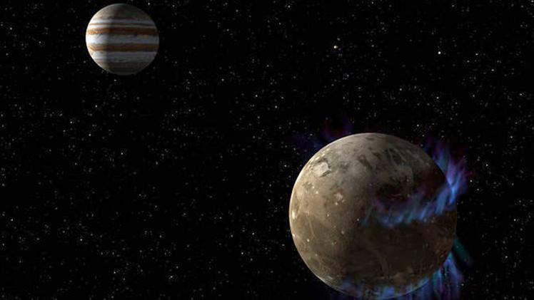 NASA confirma que lua de Júpiter tem um oceano