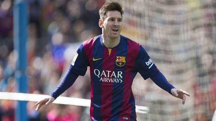 Messi é o jogador mais bem pago do mundo; confira lista