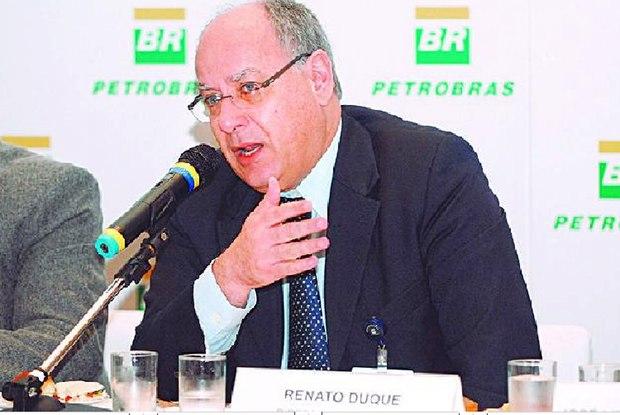 Lava Jato: Ex-diretor de Serviços da Petrobras, Renato de Souza Duque, volta a ser preso nesta segunda-feira (16)